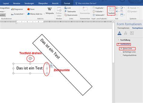 wie schreibe ich  word  diagonal software
