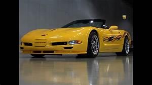 2000 Chevrolet Corvette Supercharged Convertible