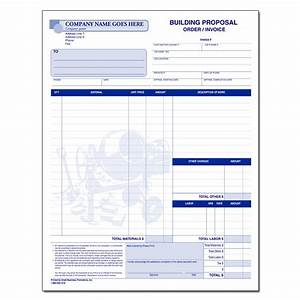 contractor invoices construction invoice custom With construction contractor invoice