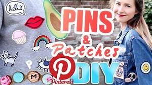 Patches Selber Machen : pins patches i pinterest diy einfach und g nstig selber machen youtube ~ One.caynefoto.club Haus und Dekorationen