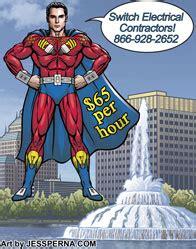 superhero caricatures comics  cartoon ad  gift ideas