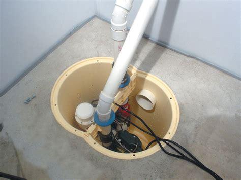 Basement Sewage Pump Smalltowndjscom, Basement Toilet Sump