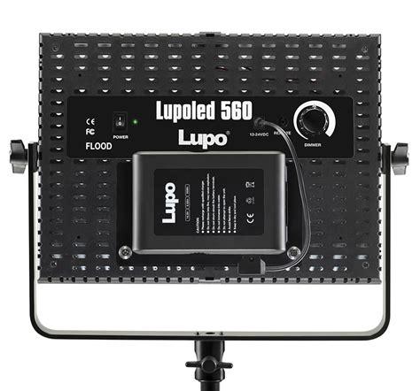 lupo illuminatori lupo lupoled 560 soft light a led 5400 176 k 6000 176 k