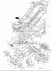 Hayter Harrier 56 341l001801 Spares Ordering Diagrams