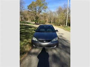 Honda Civic 2004 Ex Manual