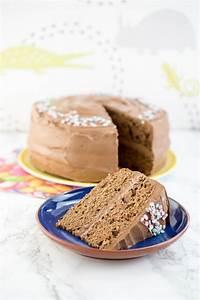 Décorer Un Gateau Au Chocolat : 1001 recettes pour un g teau d 39 anniversaire 1 an fait maison ~ Melissatoandfro.com Idées de Décoration