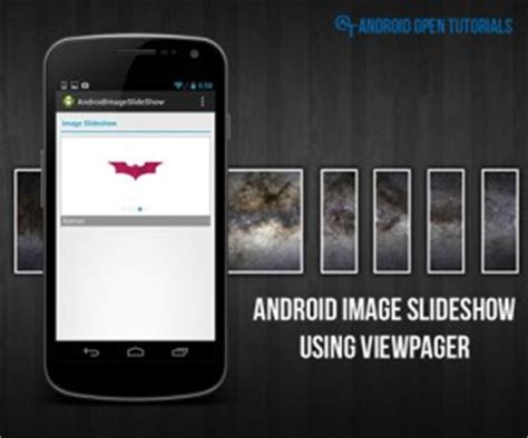 best slideshow app for android android viewpager image slideshow android open tutorials