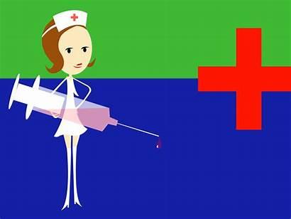 Nursing Backgrounds Nurse Medical Slides Cool Powerpoint