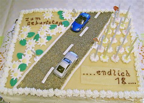 Torte Zum 18. Geburtstag (rezept Mit Bild)