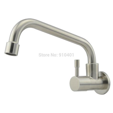kitchen faucet water wholesale and retail promotion wall mounted kitchen faucet