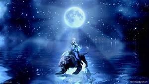 Luna The Moon Rider DOTA 2 Wallpapers