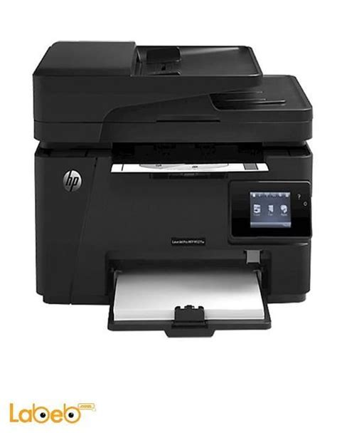 There is no control panel extending across the apparatus offering physical buttons only the how to install the hp laserjet pro mfp m127fw driver? HP LaserJet Pro Multifunction Printer, Black, 21ppm, M127fw