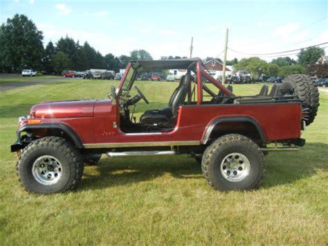 scrambler jeep years jeep wrangler cj8 cj 8 scrambler