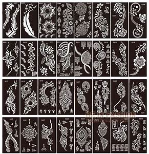 Henna Tattoo Schablonen : online kaufen gro handel arabisch vorlagen aus china arabisch vorlagen gro h ndler ~ Frokenaadalensverden.com Haus und Dekorationen