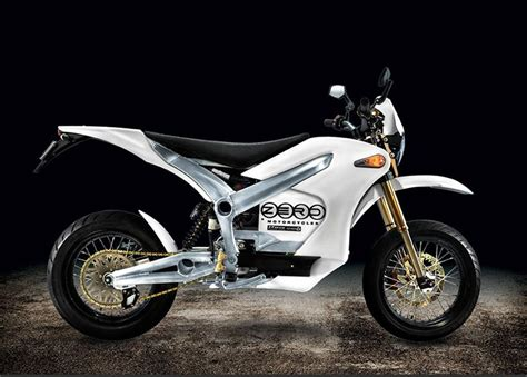 2009 Zero S All Electric Motorcycle Revealed