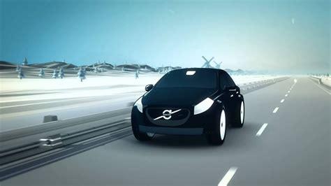 car  car communication volvo cars innovations youtube