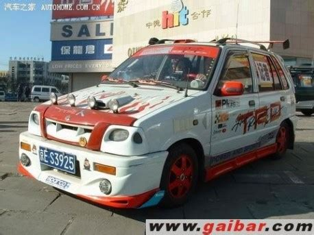 Suzuki Alto Tuning by Tuning From China Suzuki Alto The Best Of The