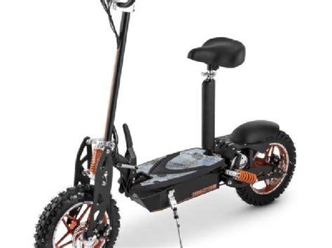 trottinette avec siege scooter electrique pliable roues cross trottinette avec