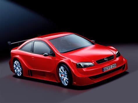 opel astra opc  treme concept   concept cars
