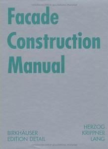 Facade Construction Manual  Construction Manuals  Englisch