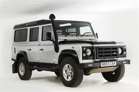 Used Land Rover Defender Buying Guide