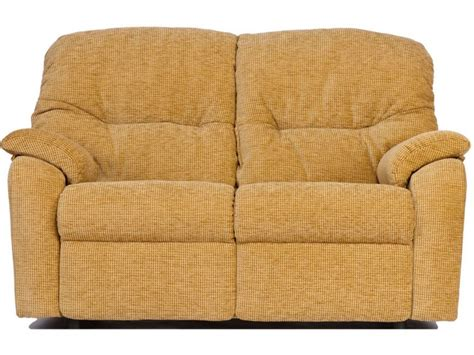g plan mistral soft cover 2 seater double recliner sofa
