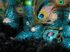 peacock wedding decorations romantic decoration