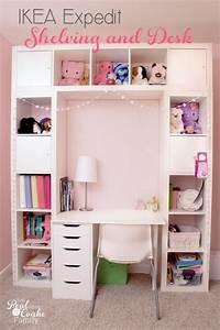 Ikea Schreibtisch Mit Regal : ikea expedit verwandelte sich in ein gro es regal mit schreibtisch nahen blog 2019 ~ A.2002-acura-tl-radio.info Haus und Dekorationen