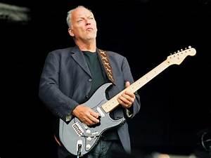 The Unique Guitar Blog  David Gilmour