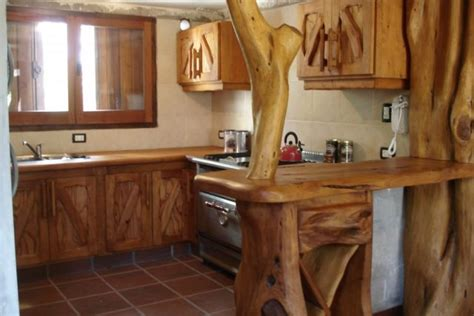 de  fotos de cocinas rusticas decoradas  encanto
