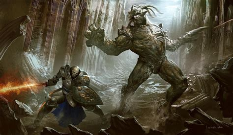 Permalink to Background Fantasy Battle