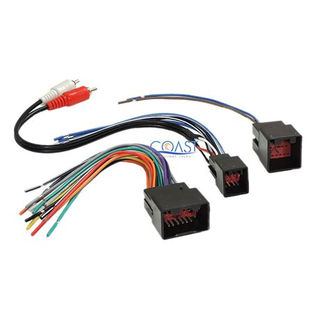 2002 Ford Mustang Stereo Wiring Harnes by Metra Car Radio Stereo Wiring Harness For 1998 Up Ford