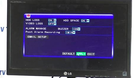 troubleshooting  dvr    continuously beeping
