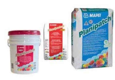 Mapei® Planipatch? Cement Based Patching Compound
