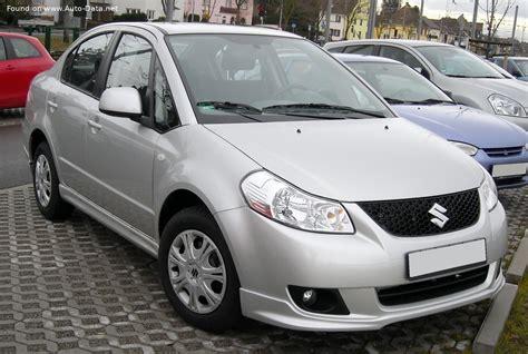 2007 Suzuki SX4 Sedan | Technical Specs, Fuel consumption ...