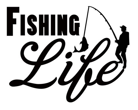 This free svg cut file comes in a single zip file with the following file formats: Free Fishing Life SVG File | Fishing svg, Fishing life, Svg
