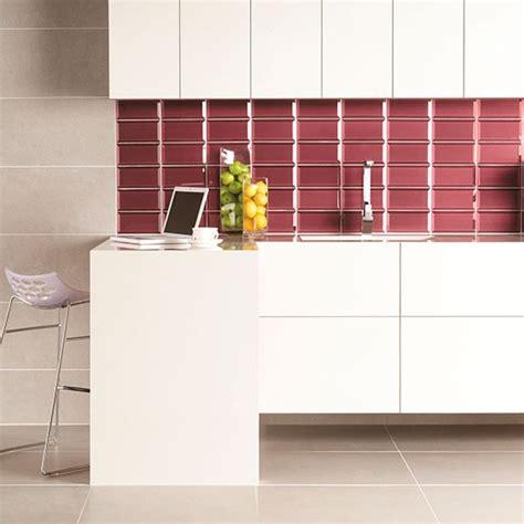 kitchen splashback ideas uk bevel tile splashback in ulysses from original style
