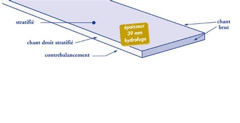 plan de travail 1m plan de travail stratifi 233