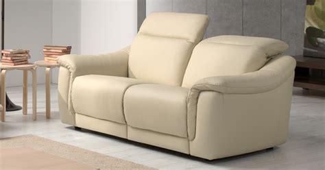 canapé 2places irena relaxation électrique ou fixe personnalisable sur