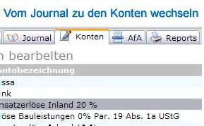 Rechnung Nachträglich ändern : eurofibu die sterreichische buchhaltungssoftware e a ~ Themetempest.com Abrechnung