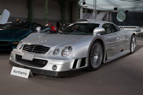 1999 Mercedes-benz Clk-gtr Coupe