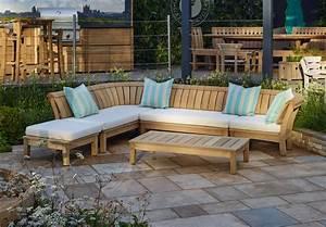 Lounge Set Holz : outdoor lounge mobel aus holz ~ Whattoseeinmadrid.com Haus und Dekorationen