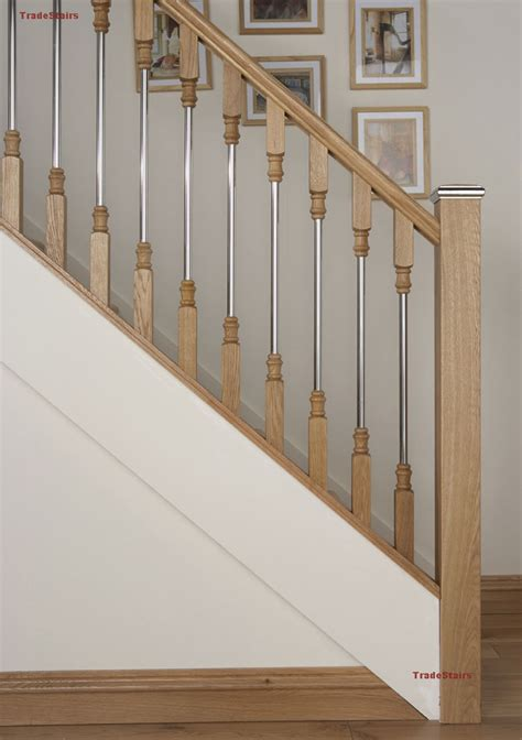 chrome banisters axxys staircase ideas page axxys the home your