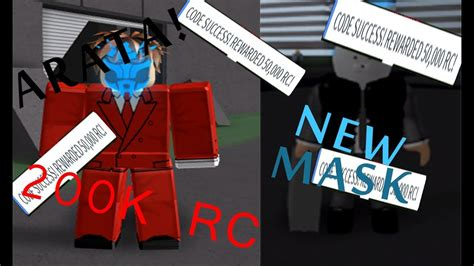 New Free Mask + Free 200k Rc Codes! New