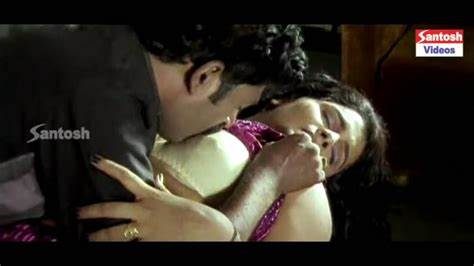 Sultry Scene From Telugu Serial
