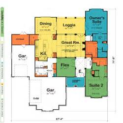 master bedroom plans house plans with two master suites design basics