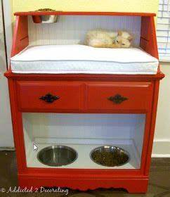 pet furniture pets and cat beds on pinterest With best brand of paint for kitchen cabinets with how to make homemade candle holders