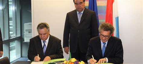 president chambre de commerce le président de la république du tadjikistan à la chambre