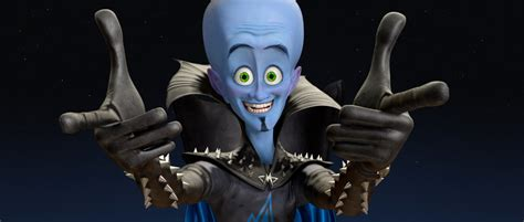 Megamind The Super Villain Desktop Wallpaper
