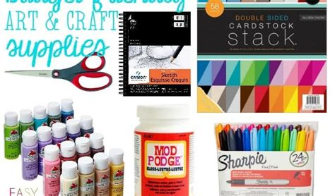 easy crafts 101 easy crafts for everyone